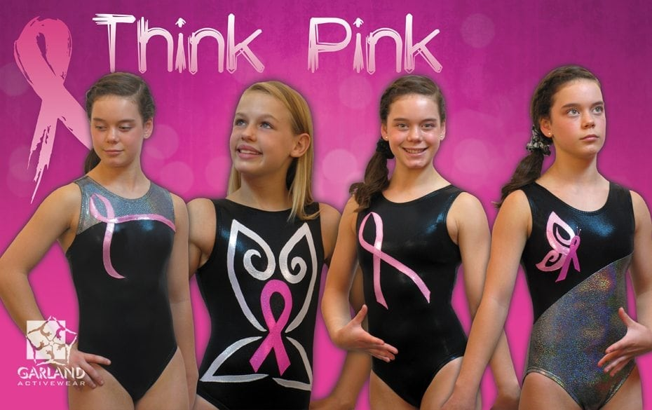 Think Pink Leotard