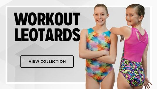 0c33be2cd892 Choose Leotards From a Wide Range of Fabrics and Designs